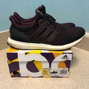 Adidas ultraboost 3.0 burgundy. Size 12 S80732